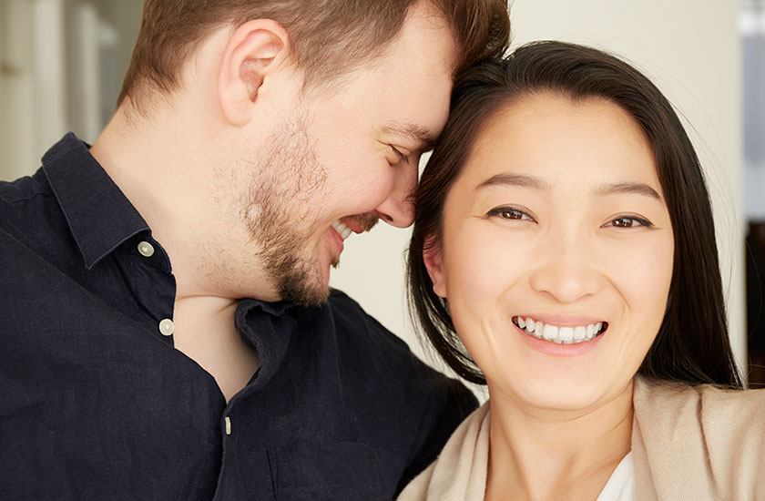 外国人をパートナーに持つ既婚女性