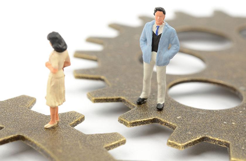 婚姻関係破綻のイメージ