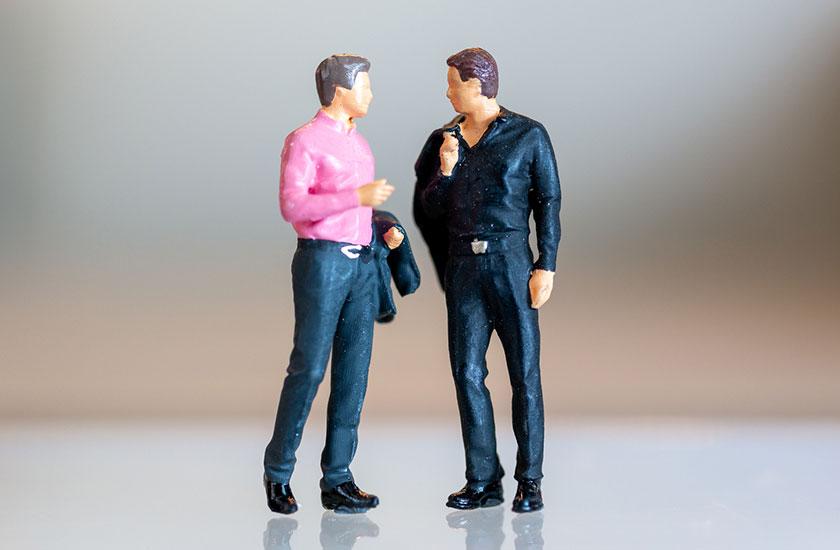 同性カップル