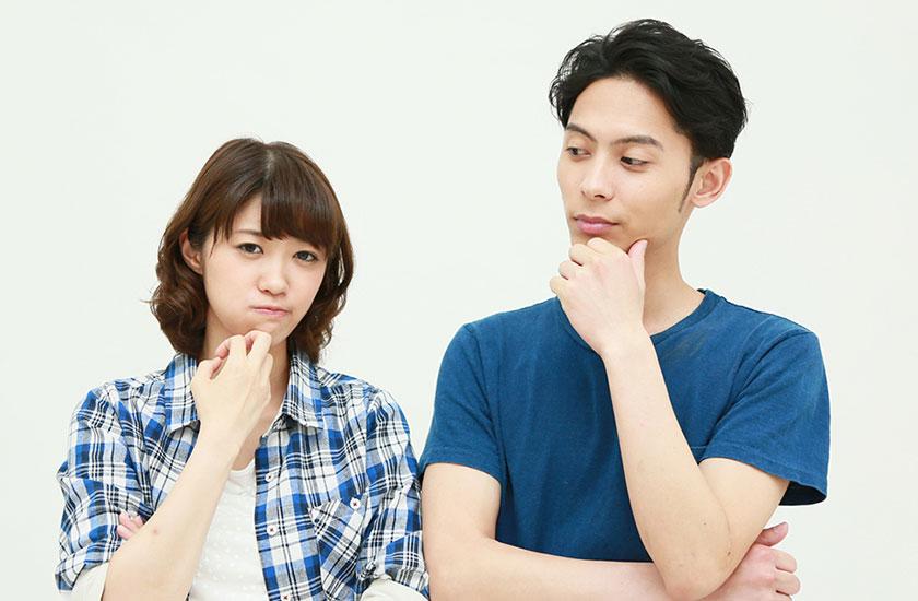 プラトニック不倫を理由に離婚ができるか考える男女